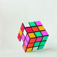 Кубик Рубика :: Rina Klimenko