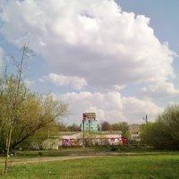 Смена интерьера на станции Мальчики в Подмосковных Люберцах. :: Ольга Кривых