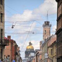 Пешком по Санкт-Петербургу... :: Валерий Подорожный