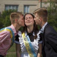 Школьная любовь) :: Лилия Масло