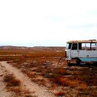 Казахстан, Мангистау :: Maiya