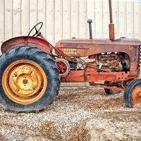 Трактор Massey-Harris, 1950 год, 30 л.с. :: Alexander Dementev