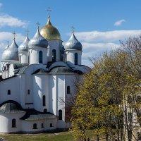 Софийский Собор, Новгород :: VL