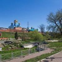 Задонск. Вид на монастырь :: Константин