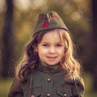 Солдатка :: Виктория Дубровская
