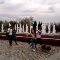 В   Парке   Победы :: Мила