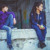 Сестрёнки... :: Арина