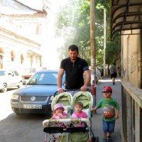 Папа :: Наталья Джикидзе (Берёзина)