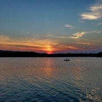 Вечерняя рыбалка :: Светлана