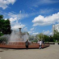 Ростовский фонтан :: Нина Бутко