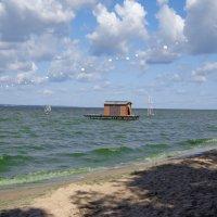 домик на море :: Наталья Сазонова