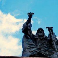Под небом голубым есть город золотой... :: Анатолий Шулков