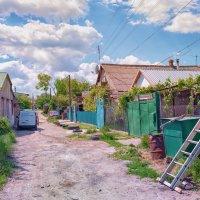 Деревенская улочка... :: Вахтанг Хантадзе