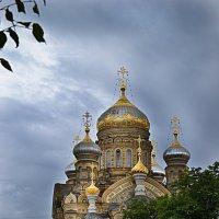 Церковь  Успения Пресвятой Богородицы :: Юлия Фалей
