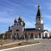 Градоякутская Спасо-Преображенская церковь. :: Елена
