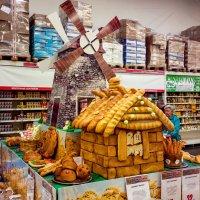 Хлеба к обеду в меру бери... :: Константин Вавшко