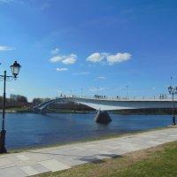 Горбатый мост. Великий Новгород. :: Татьяна