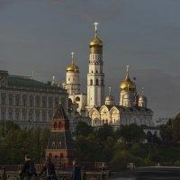 БКД и Соборы кремля :: Яков Реймер