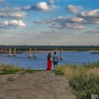 Мосты соединяют.. :: Павел Лушниченко
