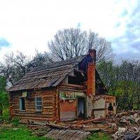 Руины... :: Vladimir Semenchukov