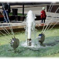 Функциональные элементы фонтана. :: Anatol Livtsov