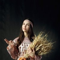 Селяночка :: Юрий Лужавин
