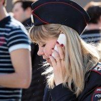 служба,девушка,телефон :: Олег Лукьянов