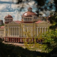 Краеведческий музей в Саранске :: Александр Солуянов