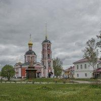 Троице-Сергиев Варницкий монастырь. :: Михаил (Skipper A.M.)
