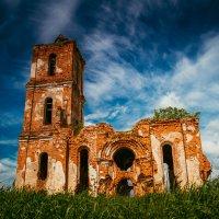 Белая церковь :: Ирина Зуева