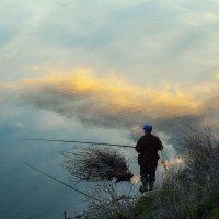 А ВЫ ловили рыбу в облаках...)) :: Владимир Хиль