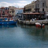 В старом порту. :: Lmark