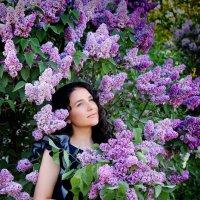 А ты помнишь как цветёт сирень..? :: Ольга Маркарова