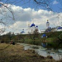 Посидеть у монастыря! :: Владимир Шошин