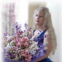 Аннушка... :: Людмила Богданова (Скачко)