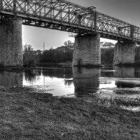 Новая жизнь старого моста :: Константин