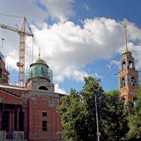 Строительство собора. Пенза :: MILAV V