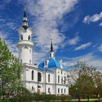Храм в честь Архангела Михаила. :: Юрий Шувалов