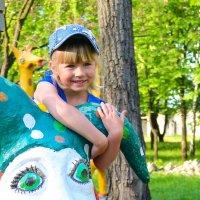 Маленькая Соня.2 :: Сергей Касимов