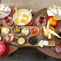 Турецкий завтрак :: Ирина Лепнёва