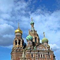 храм Спа́са на Крови́ :: Дмитрий Боргер