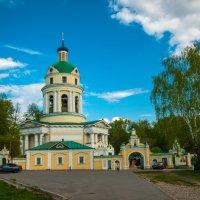 Никольский собор в усадьбе Гребнево :: Alexander Petrukhin
