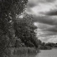Осеннее озеро. :: Андрий Майковский