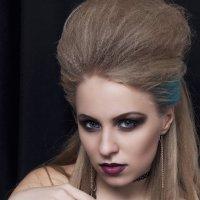 Портрет рок- девушки :: Екатерина Потапова