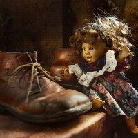 Какой чудесный башмачок ! :: Olga Ger