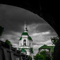 Воскресенский храм :: Роман Воронежский