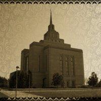 Украинский   Киевский   Храм   в   стиле   ретро :: Андрей  Васильевич Коляскин