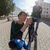Портрет :: Dmitriy Predybailo