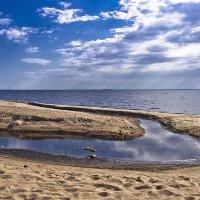 Синее небо, а в нем облака... :: Senior Веселков Петр