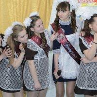 выпускницы  9 класса :: Ольга Русакова